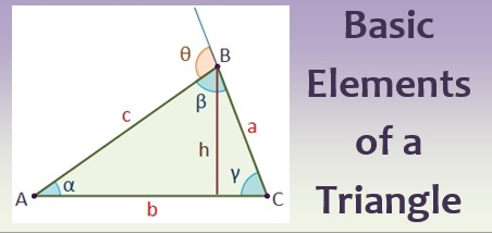 Basic Elements of a Triangle
